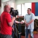E73JO daje izjavu za medije